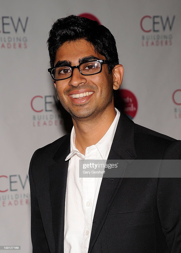 Singer Anoop Desai attends the 2010 Cosmetic Executive Women Beauty Awards at The Waldorf=Astoria on May 21, 2010 in New York City.