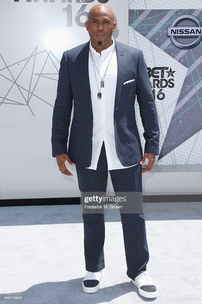 Singer Anthony Brown attends the 2016 BET Awards at the Microsoft Theater on June 26, 2016 in Los Angeles, California.