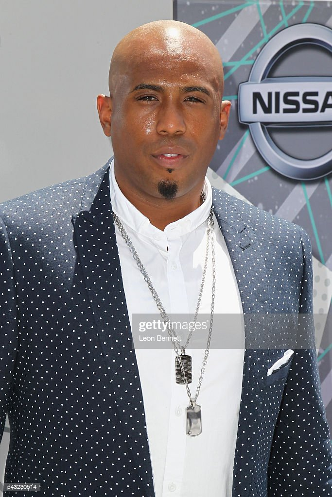 Singer Anthony Brown attends the Make A Wish VIP Experience at the 2016 BET Awards on June 26, 2016 in Los Angeles, California.