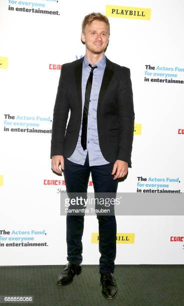 Singer Anthony Fedorov attends Concert for America Stand Up Sing Out at Royce Hall on May 24 2017 in Los Angeles California Photo by Samantha...