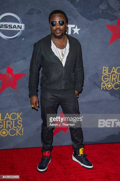 Singer Anthony Hamilton attends Black Girls Rock at New Jersey Performing Arts Center on August 5 2017 in Newark New Jersey