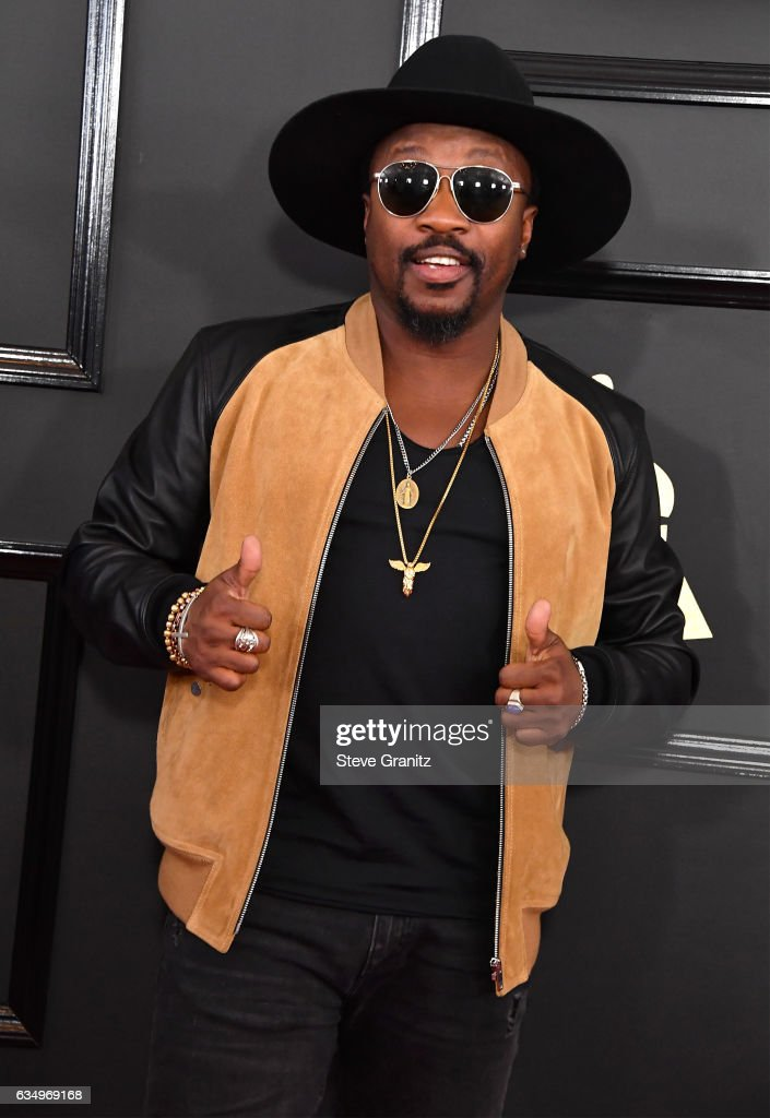 Singer Anthony Hamilton attends The 59th GRAMMY Awards at STAPLES Center on February 12, 2017 in Los Angeles, California.