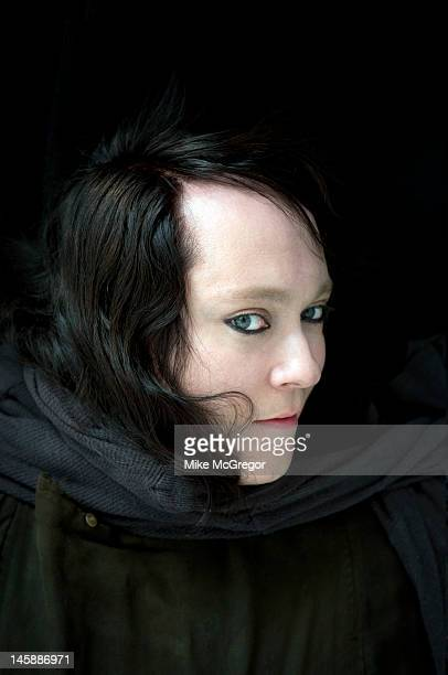 Singer Antony Hegarty of Antony and the Johnson's is photographed for The Observer Magazine on May 11 2012 in New York City COVER IMAGE