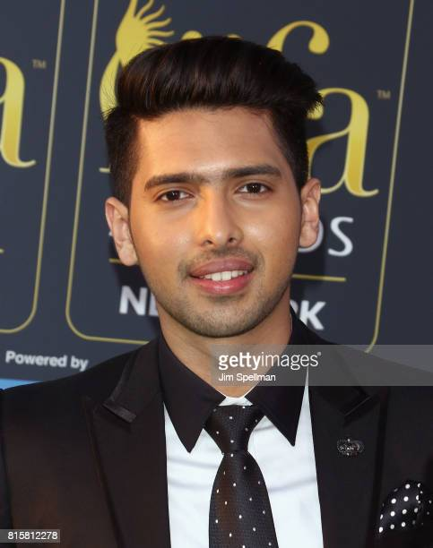 Singer Armaan Malik attends the 2017 International Indian Film Academy Festival at MetLife Stadium on July 14 2017 in East Rutherford New Jersey