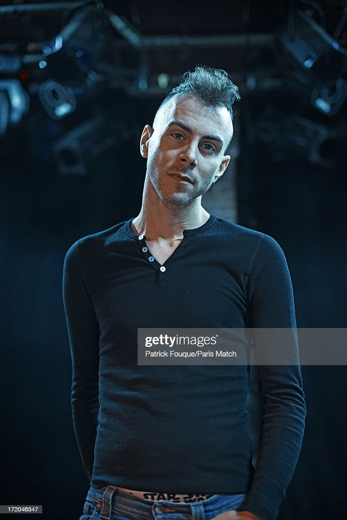 Singer <a gi-track='captionPersonalityLinkClicked' href=/galleries/search?phrase=Asaf+Avidan&family=editorial&specificpeople=6824137 ng-click='$event.stopPropagation()'>Asaf Avidan</a> is photographed for Paris Match on December 19, 2012 in Paris, France.