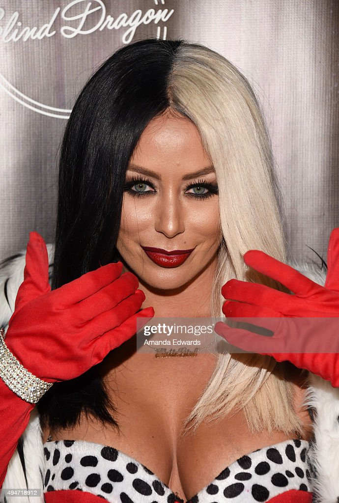 Magazine's Official Halloween Party   Getty Images