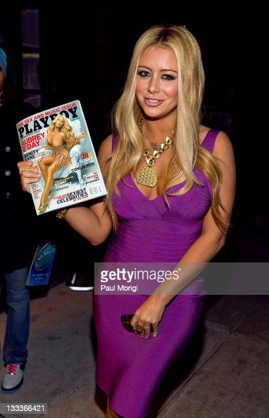 Playboy Magazine Aubrey O'Day March 2009 Sealed never opened