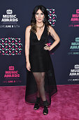 Singer Aubrie Sellers attends the 2016 CMT Music awards at the Bridgestone Arena on June 8 2016 in Nashville Tennessee