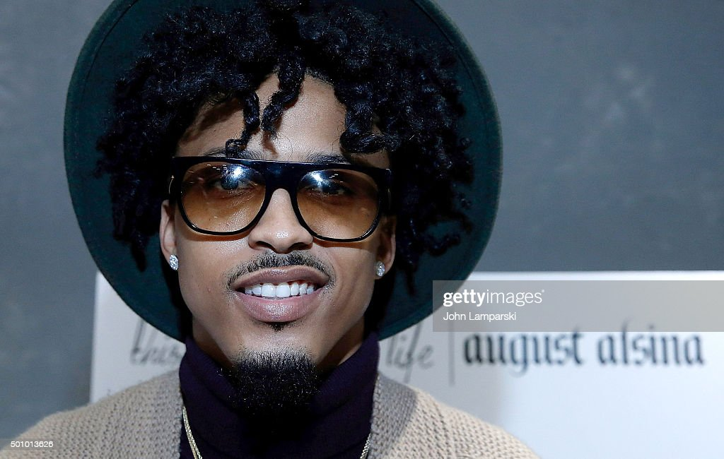 Singer august alsina attends his this thing called life album launch