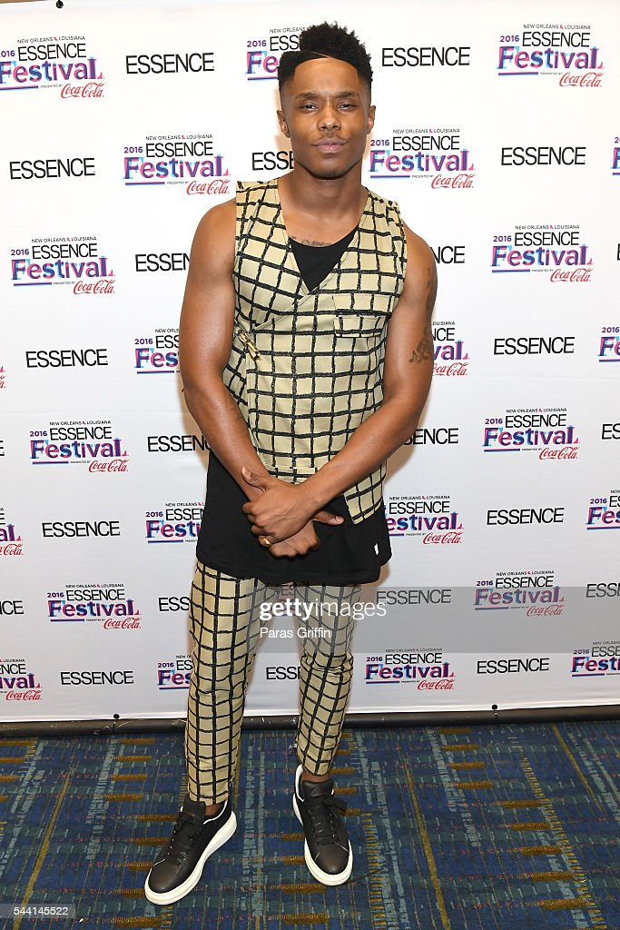 Singer Avery Wilson attends the 2016 ESSENCE Festival Presented By Coca-Cola at Ernest N. Morial Convention Center on July 1, 2016 in New Orleans, Louisiana.