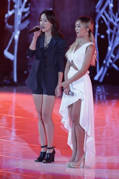 Korean singer baek jiyoung hidden cam Part 9 9