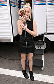 Singer Bea Miller attends KIIS FM Jingle Ball Village at Staples Center on December 5 2014 in Los Angeles California