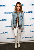 Singer Bea Miller visits the SiriusXM Studios on May 13 2015 in New York City