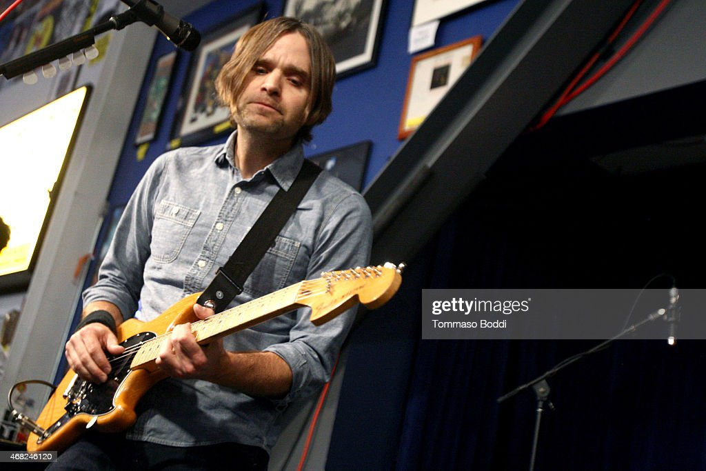 "Death Cab For Cutie Album Signing And Performance For ""Kintsugi"""
