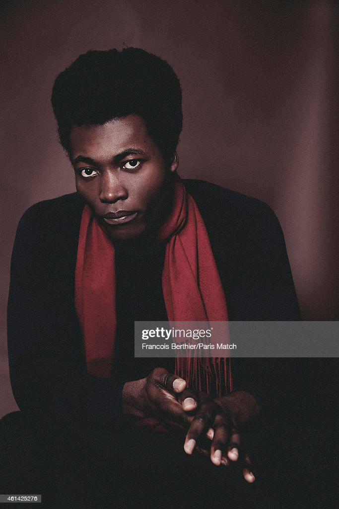 Benjamin Clementine, Paris Match Issue 3425, January 14, 2015