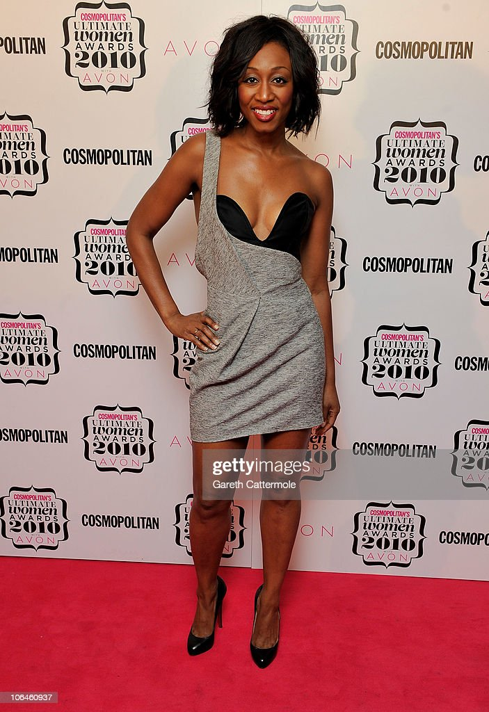 Singer Beverley Knight arrives for the 'Cosmopolitan Ultimate Women Of The Year Awards 2010' at Banqueting House on November 2, 2010 in London, England.