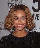 Singer Beyonce Knowles attend the Topshop Topman New York City Flagship Opening Dinner at Grand Central Terminal on November 4 2014 in New York City