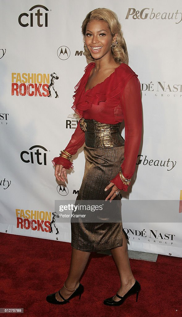 Fashion rocks at radio city music hall