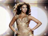 Singer Beyonce performs at the Staples Center on July 13 2009 in Los Angeles California