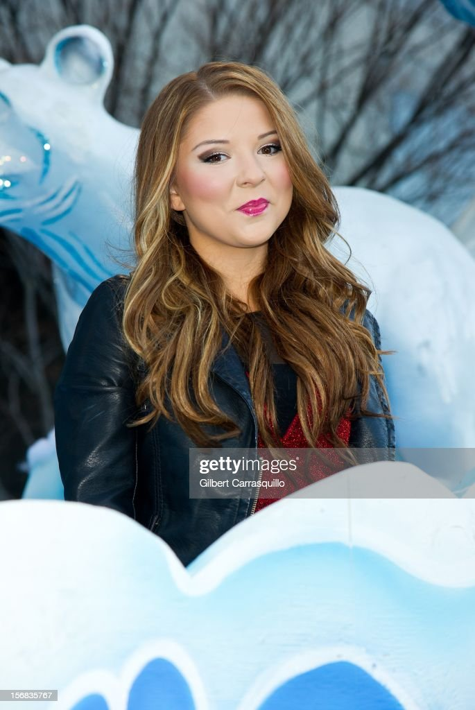Singer Bianca Ryan attends the 93rd annual Dunkin' Donuts Thanksgiving Day Parade on November 22, 2012 in Philadelphia, Pennsylvania.