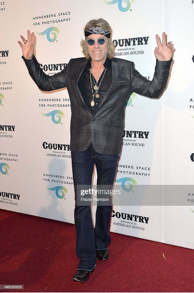Singer Big Kenny of Big & Rich attends the Annenberg Space for Photography Opening Celebration for 'Country, Portraits of an American Sound' at the Annenberg Space for Photography on May 22, 2014 in Century City, California.