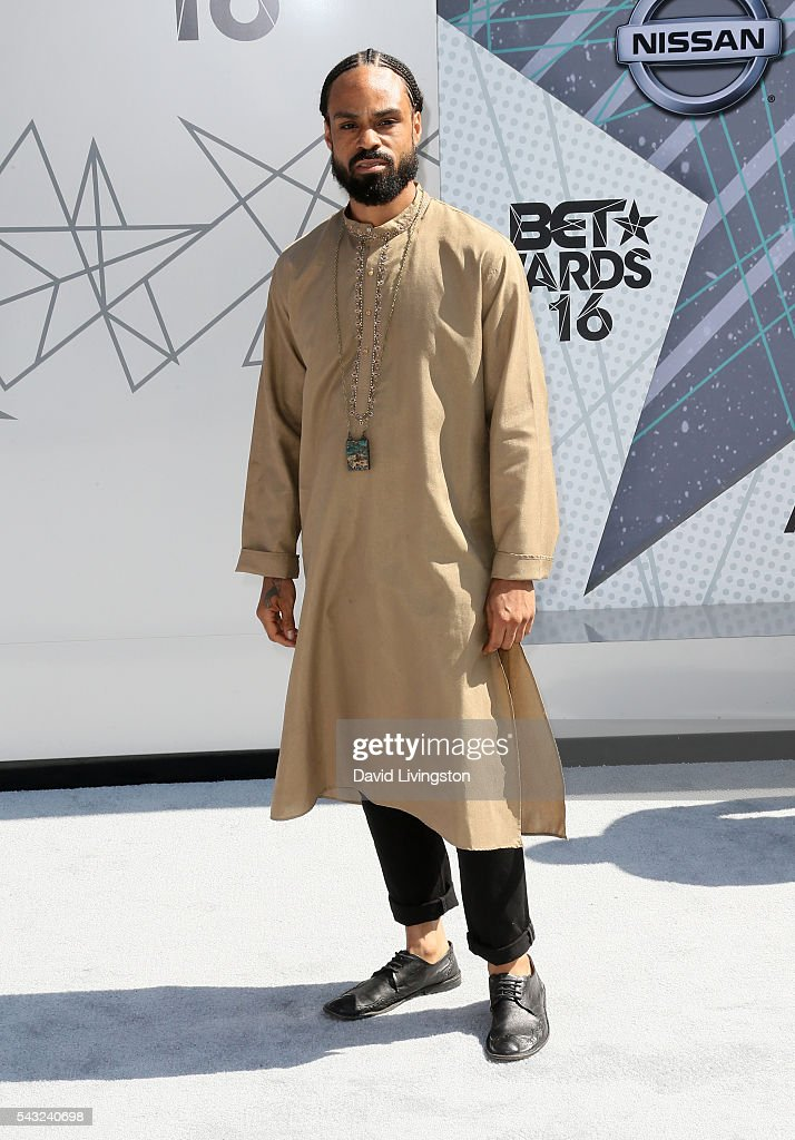 Singer Bilal attends the 2016 BET Awards at Microsoft Theater on June 26, 2016 in Los Angeles, California.