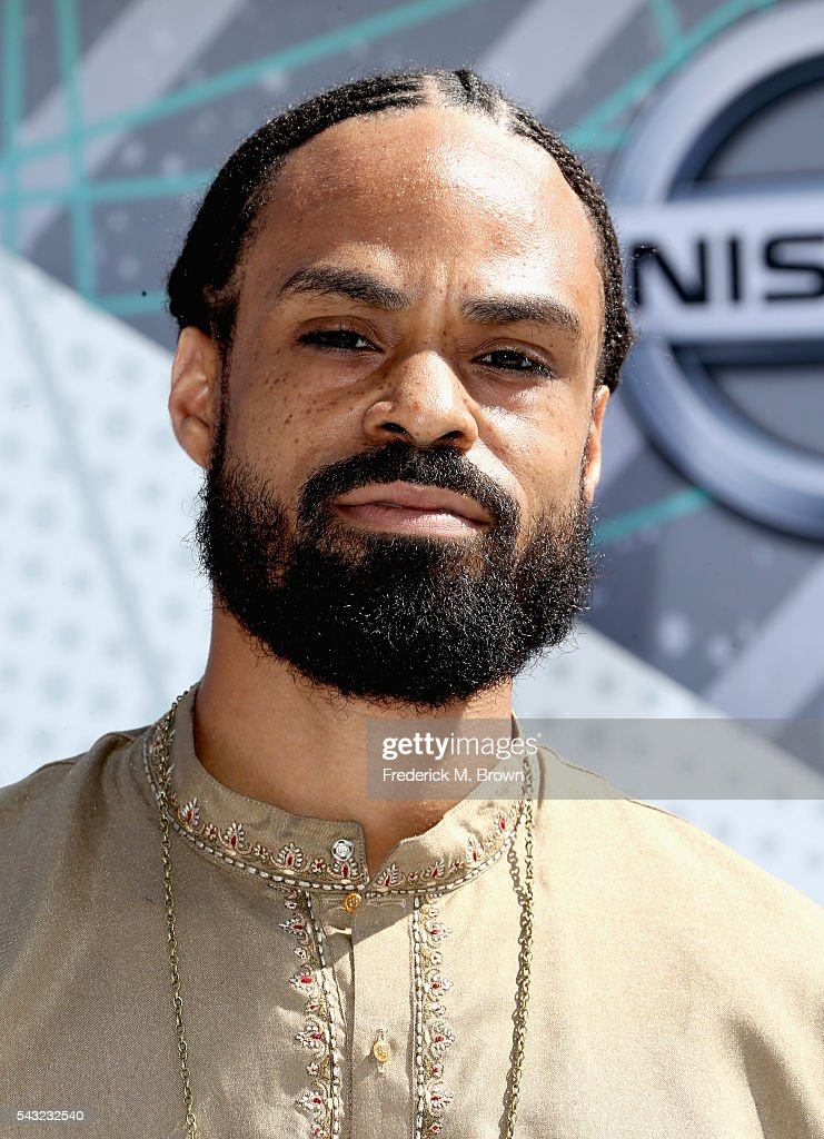 Singer Bilal attends the 2016 BET Awards at the Microsoft Theater on June 26, 2016 in Los Angeles, California.