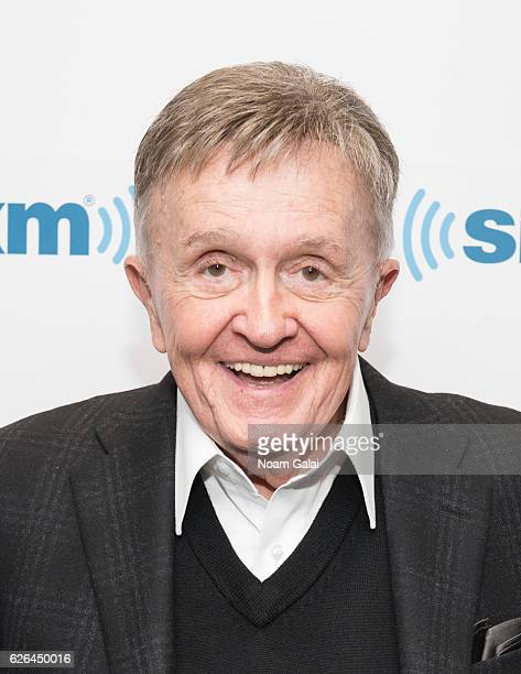 Singer Bill Anderson visits the SiriusXM Studio on November 29 2016 in New York City