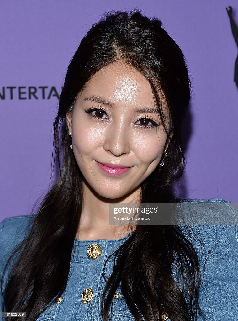 Singer BoA arrives at the Los Angeles premiere of 'Make Your Move' at Pacific Theaters at the Grove on March 31, 2014 in Los Angeles, California.