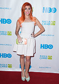 Singer Bonnie McKee attends the RaiseAChildUS hosts 2014 Honors Gala benefiting foster and adoption programs at W Hollywood on May 18 2014 in...