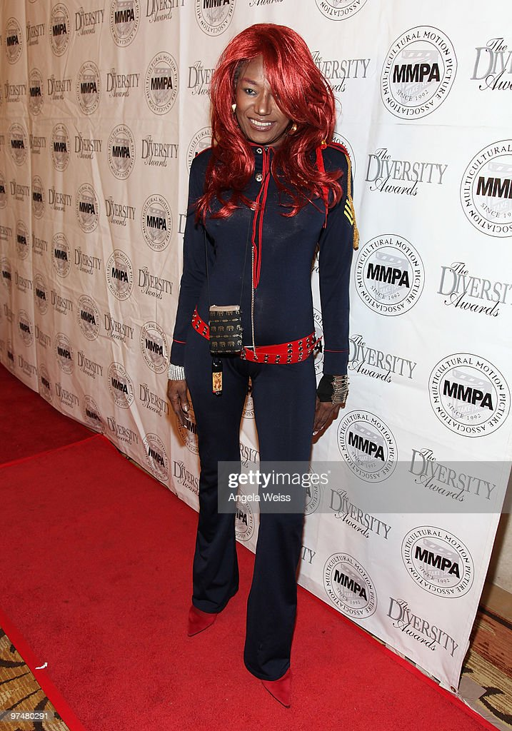 Singer Bonnie of The Pointer Sisters attends the 17th annual Multicultural Motion Picture Association student filmmaker Oscar luncheon at Montage...