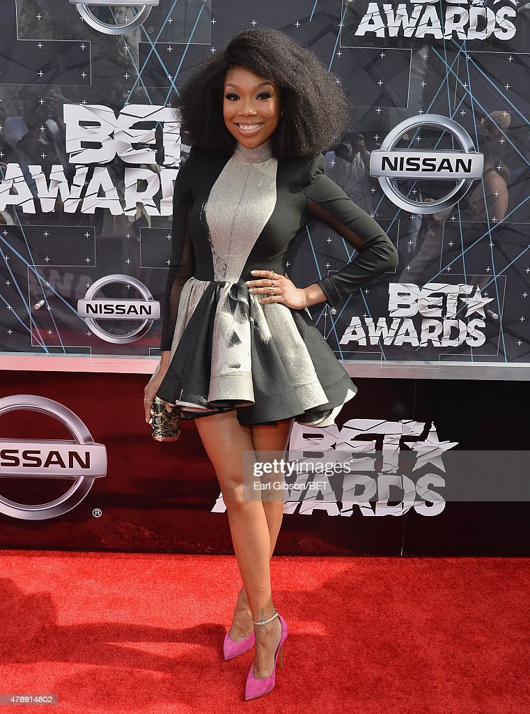 brandy norwood getty images