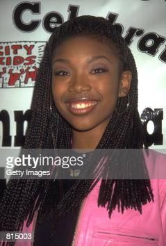 Singer Brandy