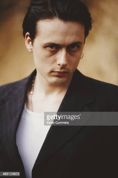 Brett Anderson British Musician Stock Photos And Pictures