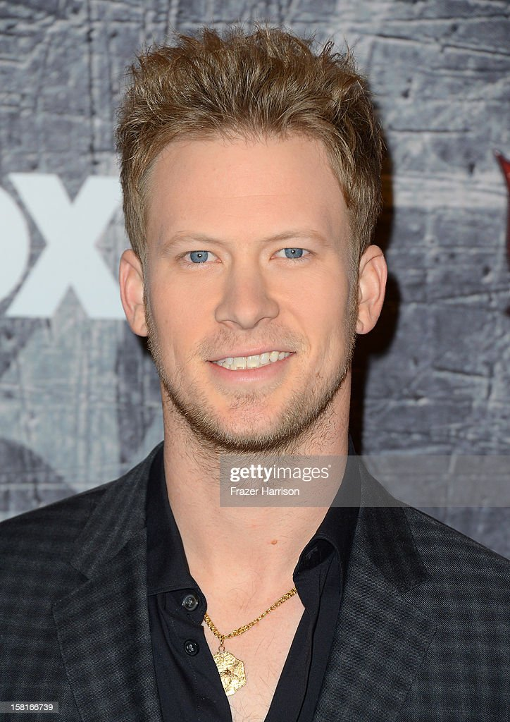 Singer Brian Kelley of Florida Georgia Line arrives at the 2012 American Country Awards at the Mandalay Bay Events Center on December 10, 2012 in Las Vegas, Nevada.