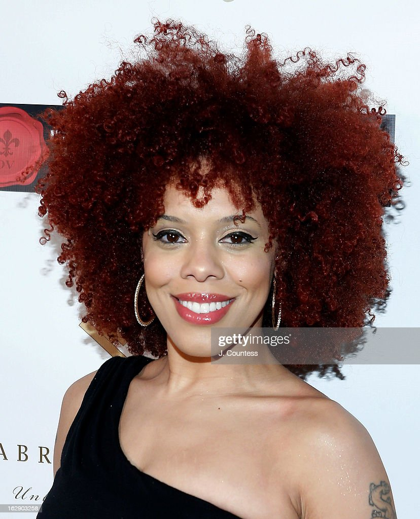 Singer Brianna Colette attends the 3rd Annual