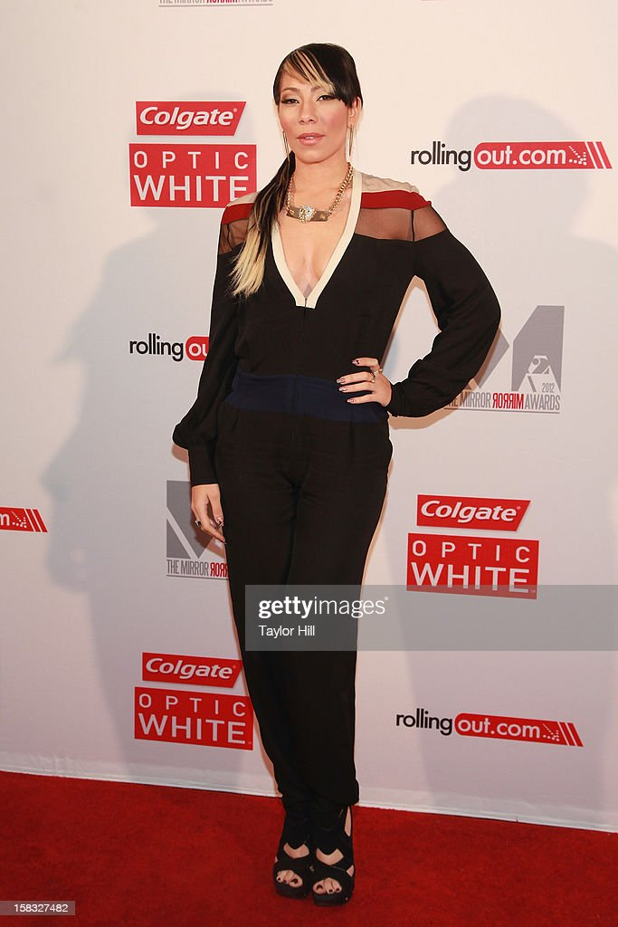 Singer Bridget Kelly attends the 2012 Mirror Mirror Awards at The Union Square Ballroom on December 12, 2012 in New York City.