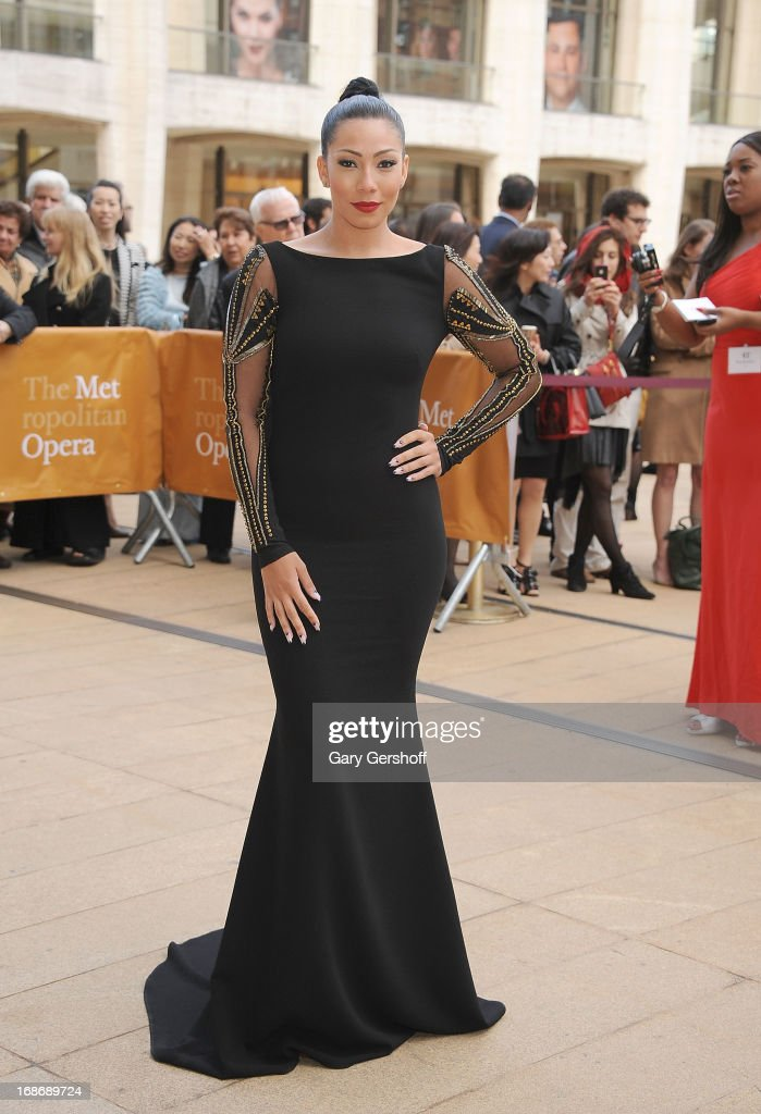 Singer Bridget Kelly attends the 2013 American Ballet Theatre Opening Night Spring Gala at Lincoln Center on May 13, 2013 in New York City.