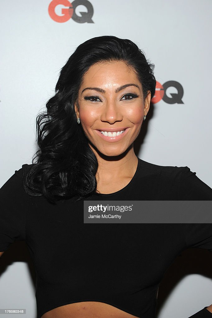 Singer Bridget Kelly attends the GQ 'What To Wear Now' Special Issue Party at The Highline Hotel on August 15, 2013 in New York City.