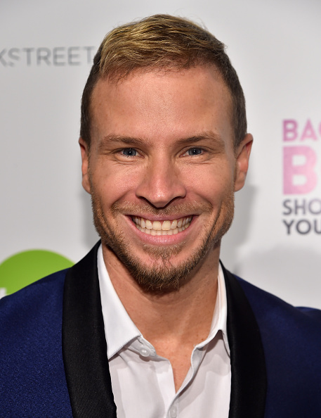 brian littrell stock photos and pictures getty images