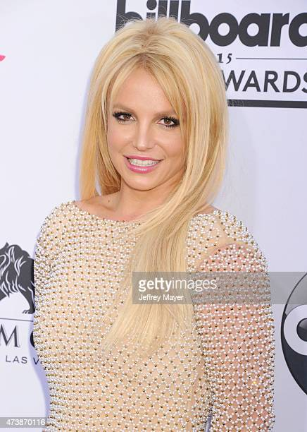 Singer Britney Spears arrives at the 2015 Billboard Music Awards at the MGM Grand Garden Arena on May 17 2015 in Las Vegas Nevada