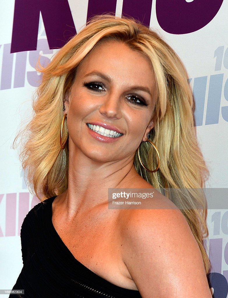 Singer <a gi-track='captionPersonalityLinkClicked' href=/galleries/search?phrase=Britney+Spears&family=editorial&specificpeople=156415 ng-click='$event.stopPropagation()'>Britney Spears</a> attends 102.7 KIIS FM's Wango Tango 2013 held at The Home Depot Center on May 11, 2013 in Carson, California.