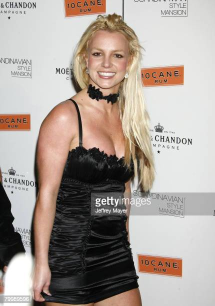 BEL AIR CA DECEMBER 01 Singer Britney Spears attends the Scandinavian Mansion of Style held on December 1 2007 in Los Angeles California
