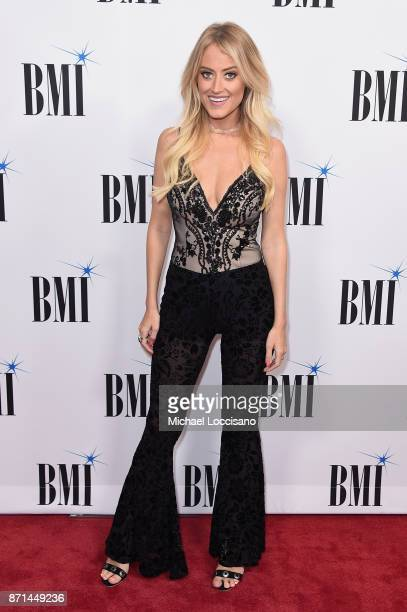 Singer Brooke Eden attends the 65th Annual BMI Country awards on November 7 2017 in Nashville Tennessee