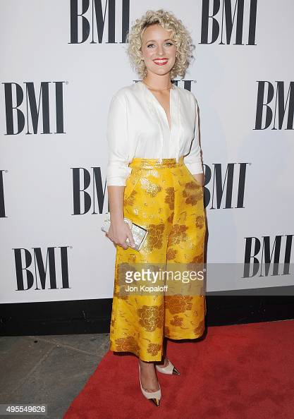 Singer Camaron Ochs attends the 63rd annual BMI Country awards on November 3 2015 in Nashville Tennessee