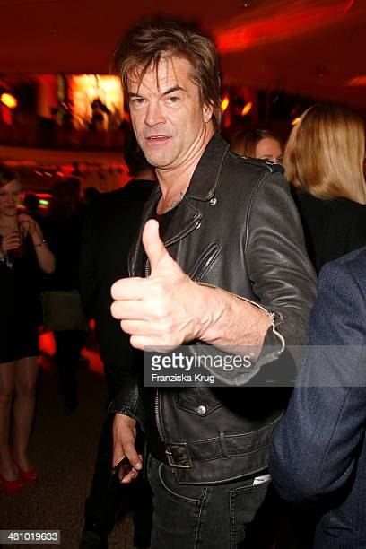 Singer Campino of the band Die Toten Hosen attends the Echo Award 2014 party on March 27 2014 in Berlin Germany