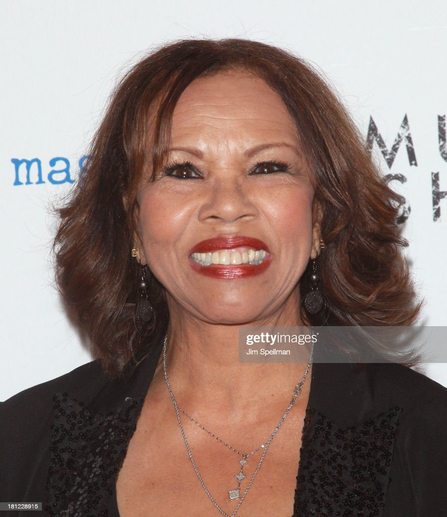 Singer <a gi-track='captionPersonalityLinkClicked' href=/galleries/search?phrase=Candi+Staton&family=editorial&specificpeople=1009241 ng-click='$event.stopPropagation()'>Candi Staton</a> attends the 'Muscle Shoals' New York Premiere at Landmark's Sunshine Cinema on September 19, 2013 in New York City.