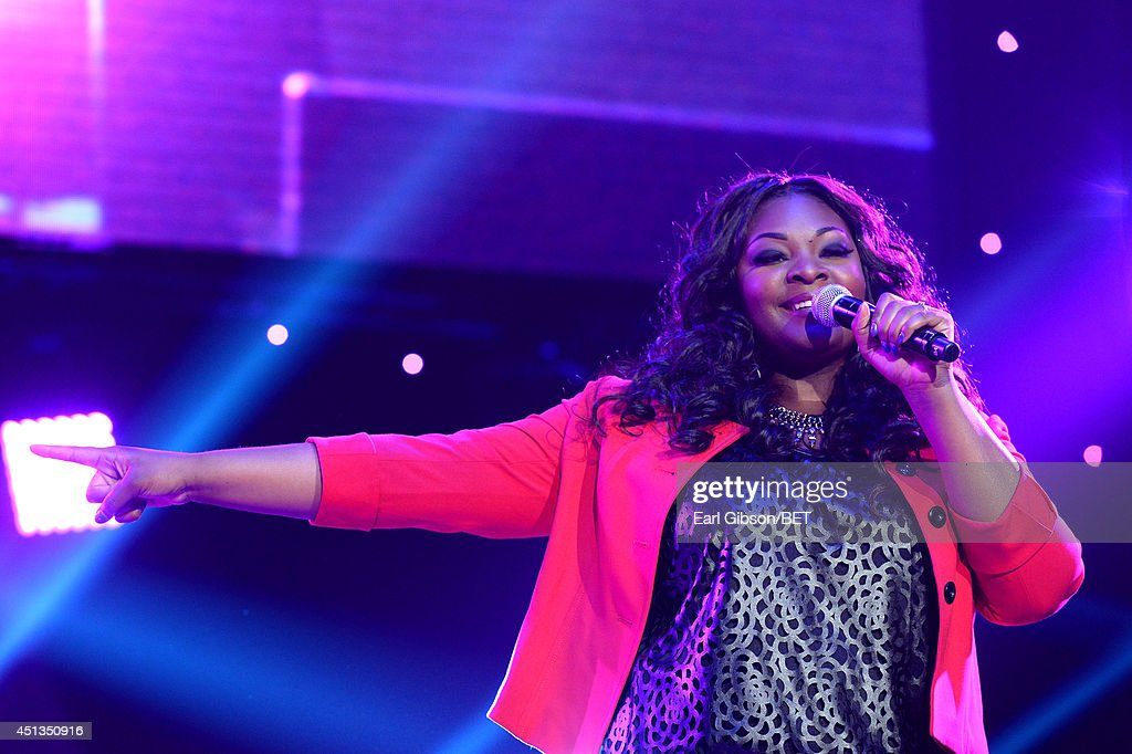 2014 BET Experience At L.A. LIVE - Maxwell, Jill Scott, Marsha Ambrosius and Candice Glover Concert