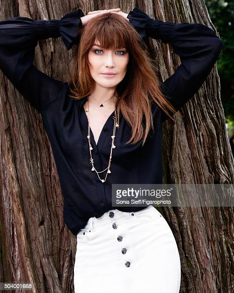 Naked Pictures Of Carla Bruni 10