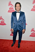 Singer Carlos Vives attends the 2015 Latin GRAMMY Person of the Year honoring Roberto Carlos at the Mandalay Bay Events Center on November 18 2015 in...